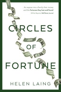 Circles of Fortune by Helen Laing alternative cover 2