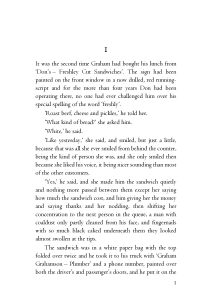 Roast Beef first page sample 7