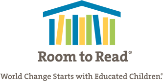 Room to Read logo centred