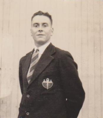 Mervyn A Pryer