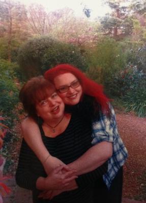 Ela and Natasha Simon