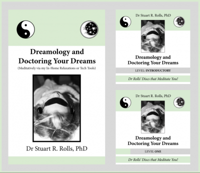 Dreamology and Doctoring Your Dreams Gift Pack - book and 2 CDs