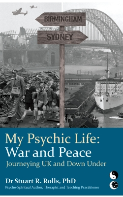 My Psychic Life, War and Peace: Journeying UK and Down Under