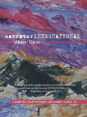 narratorINTERNATIONAL Volume Three