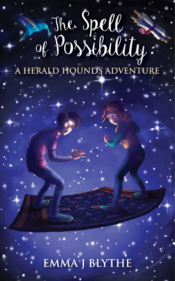The Spell of Possibility (A Herald Hounds Adventure)