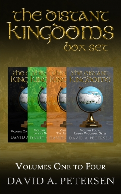 The Distant Kingdoms Series: Books 1 to 4