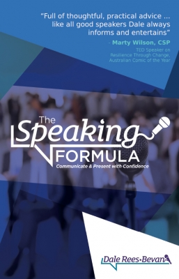 The Speaking Formula: Communicate and Present with Confidence