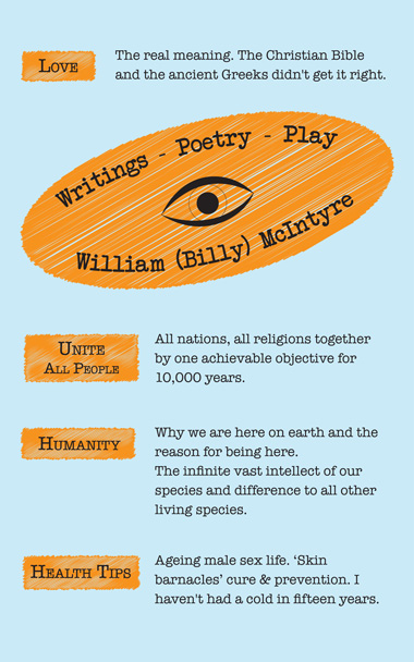 Writings, Poetry, Play
