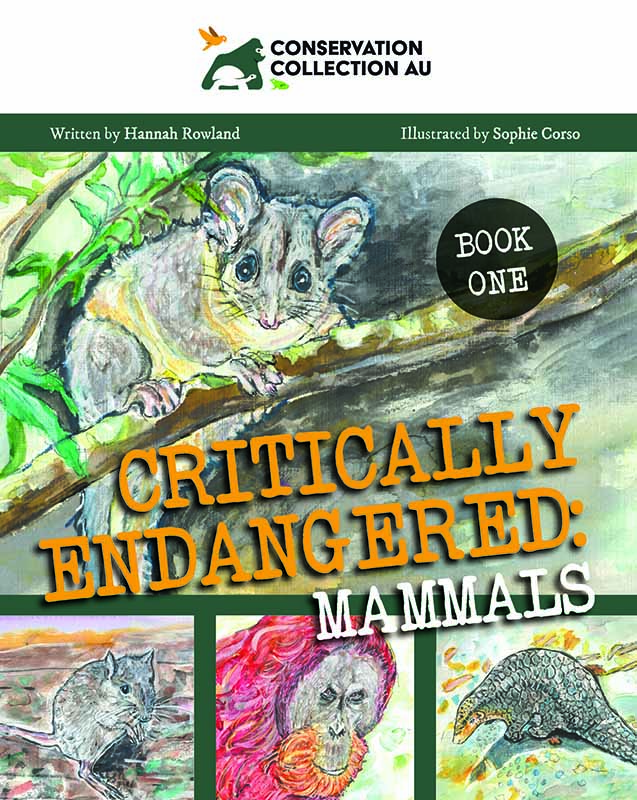 Conservation Collection AU - Critically Endangered: Mammals