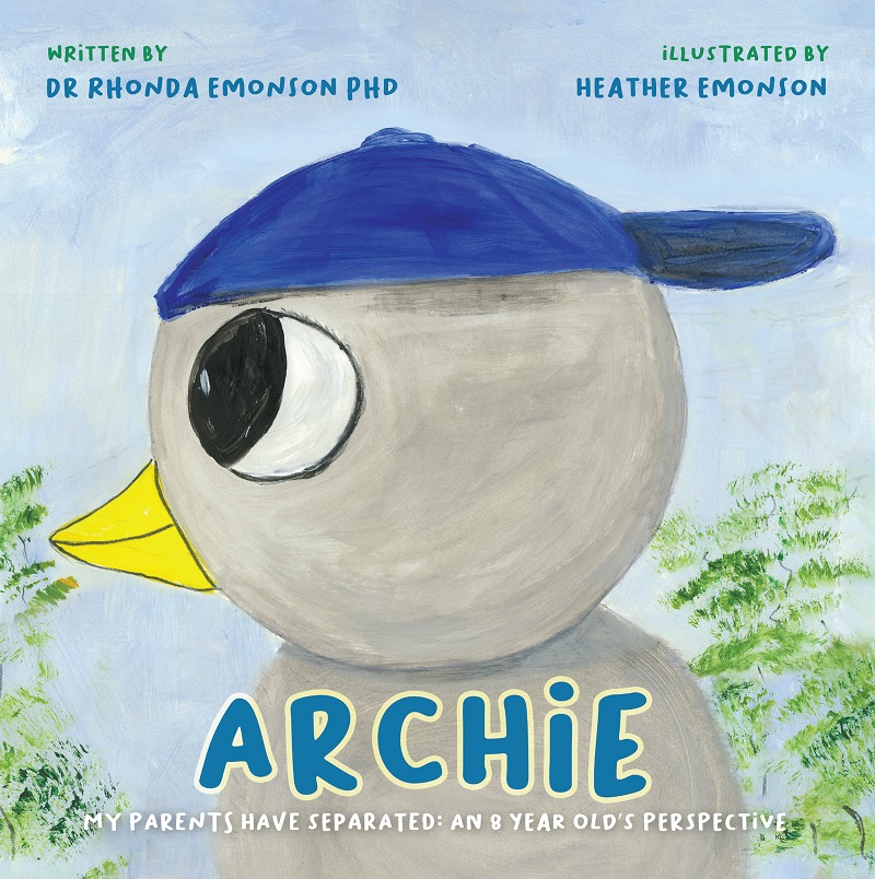 Archie: My parents have separated: an 8 year old's perspective (The Bird Family)