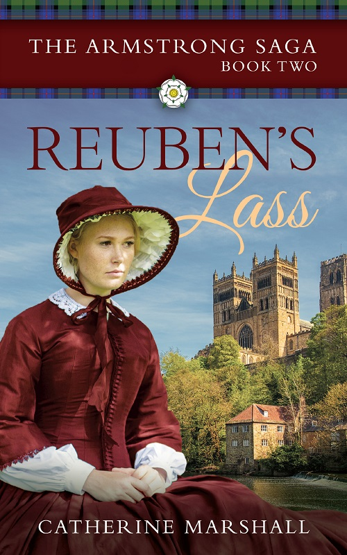 Reuben's Lass (The Armstrong Saga Book 2)