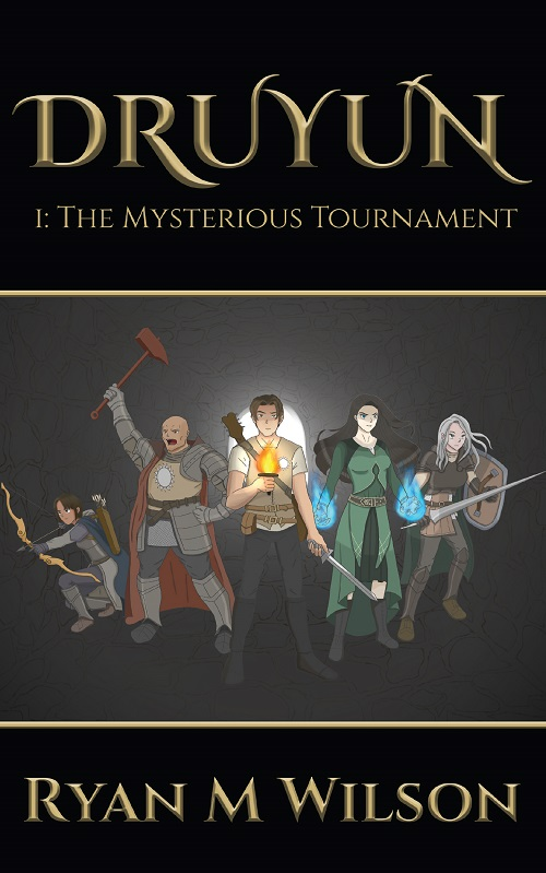 Druyun I: The Mysterious Tournament