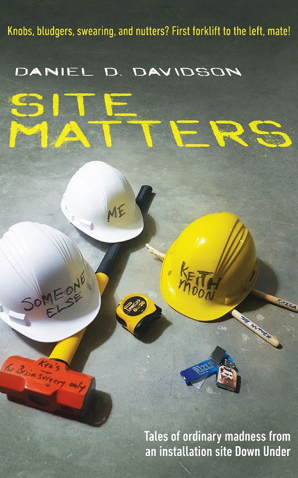 Site Matters: Tales of ordinary madness from an installation site Down Under