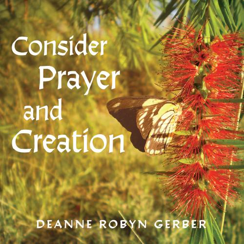 Consider Prayer and Creation